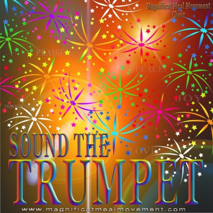 Sound The Trumpet 10263