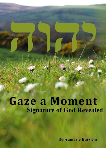 Gaze A Moment - Signature of God Revealed 0EB244