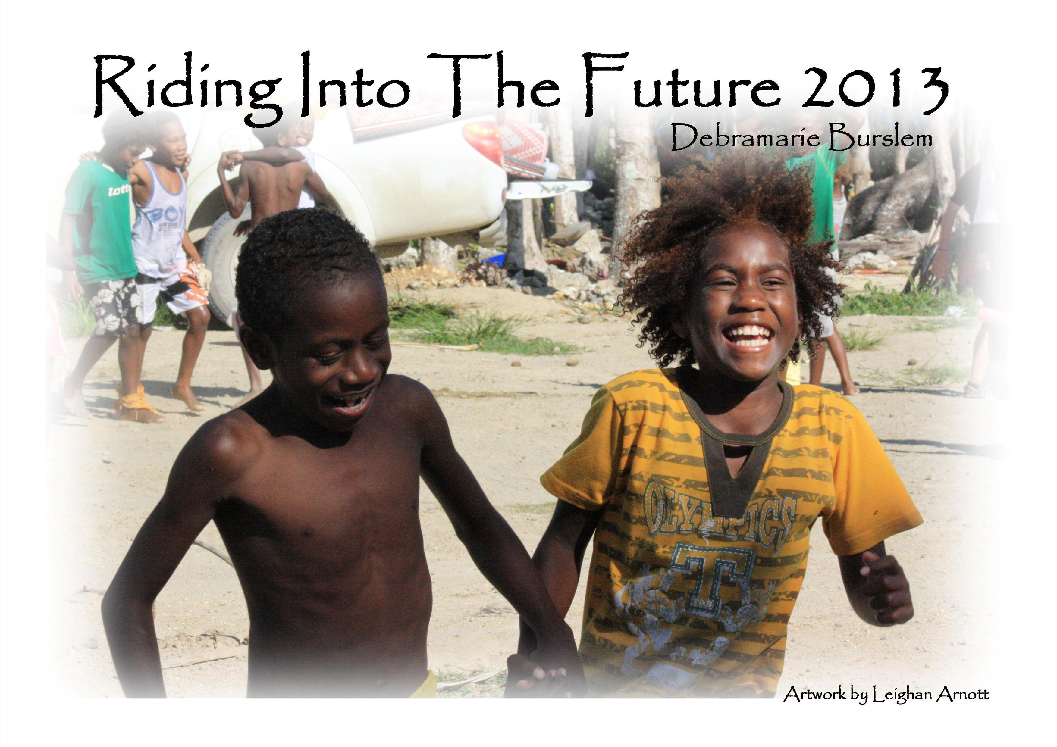 Riding Into the Future 2013 (pdf download) EBRF155