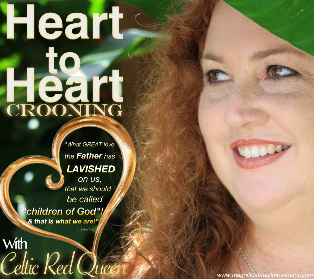 Heart To Heart Crooning With Celtic Red Queen 10311