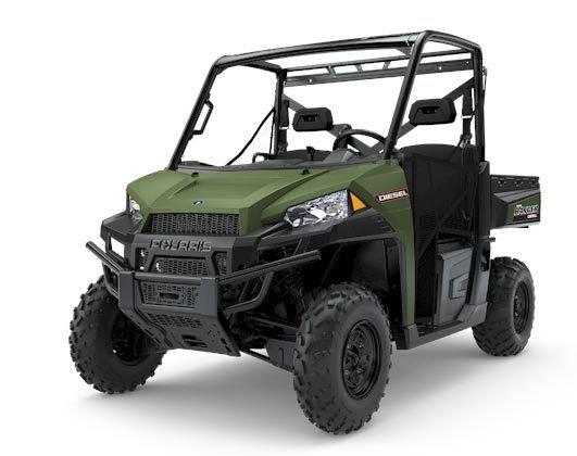 2018 Polaris Ranger Diesel 2018POLRGRDIESEL