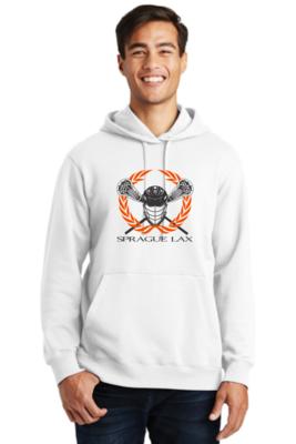 Port & Company® Fan Favorite™ Fleece Pullover Hooded Sweatshirt