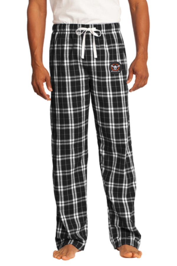 District ® Flannel Plaid Pant