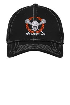 New Era® - Stretch Mesh Contrast Stitch Cap