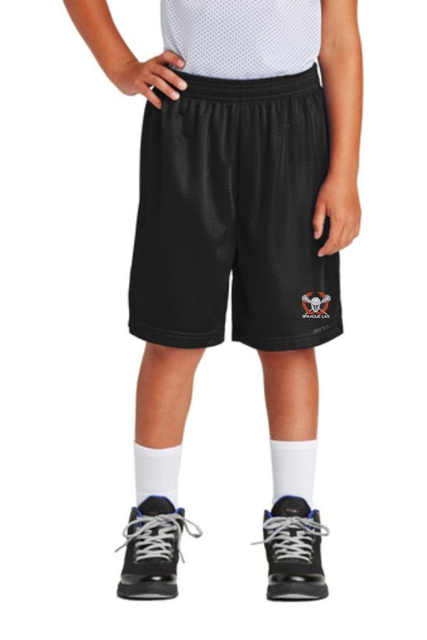 Sport-Tek® Youth PosiCharge® Classic Mesh Short