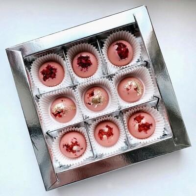 Шоколадный набор «Романтичный»