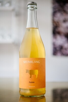 Meinklang Fusion Cider