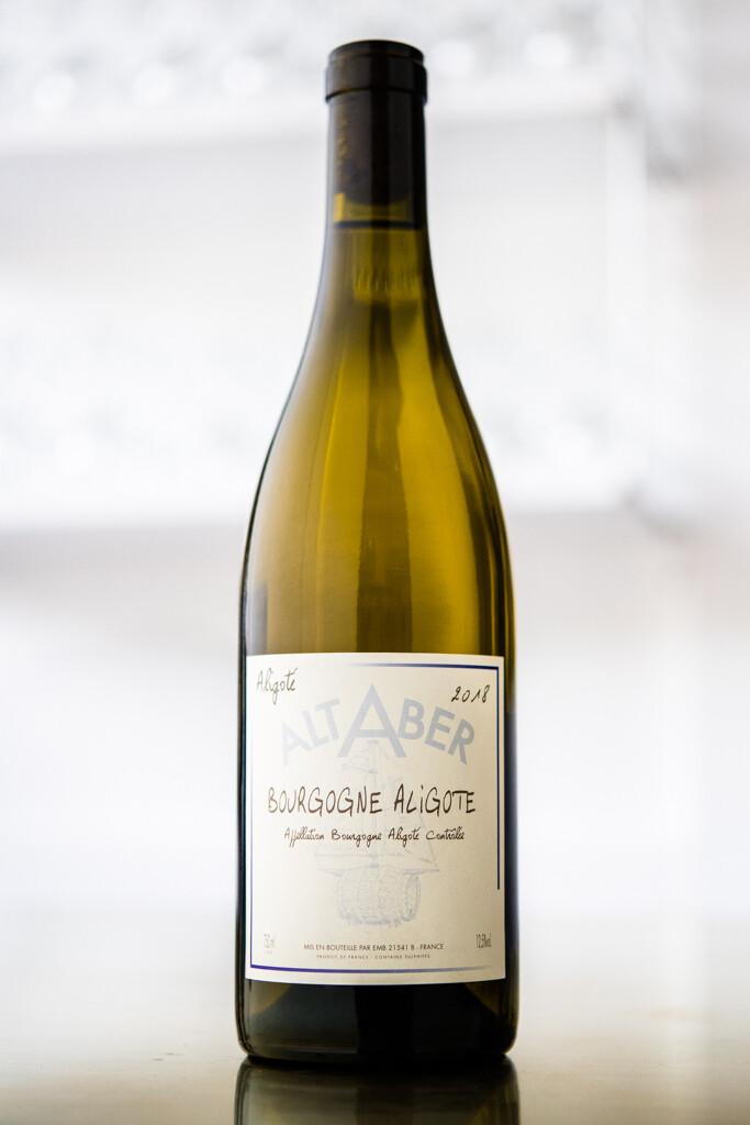 2018 Julien Altaber Bourgogne Aligote