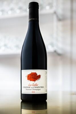 Chateau de Chaintres Saumur-Champigny 'Les Sables' Cabernet Franc
