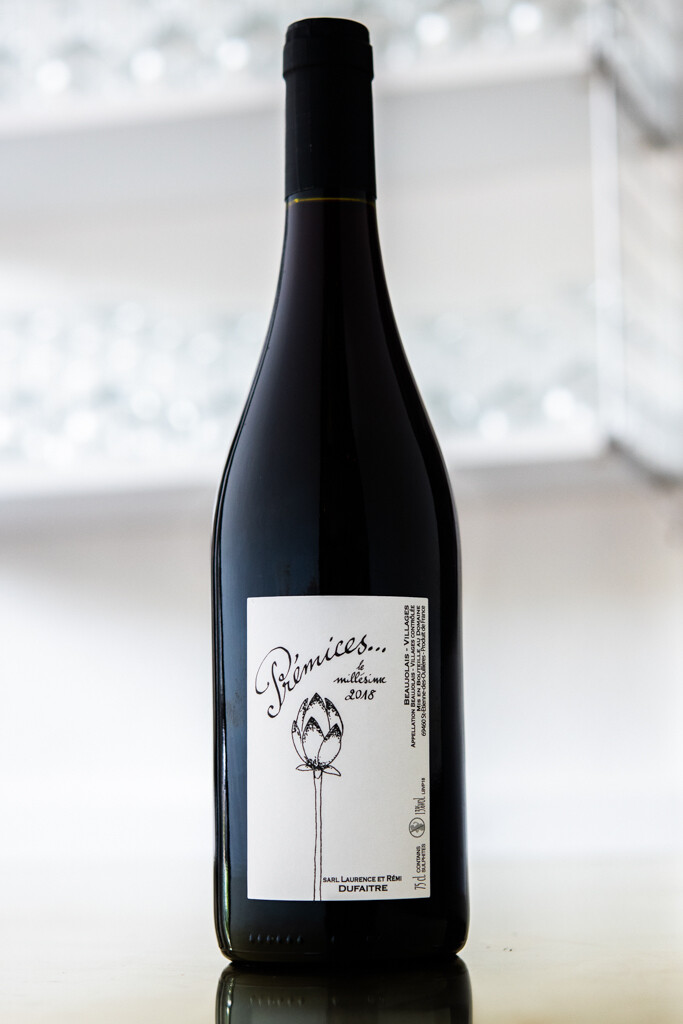 2018 Premices Red Gamay