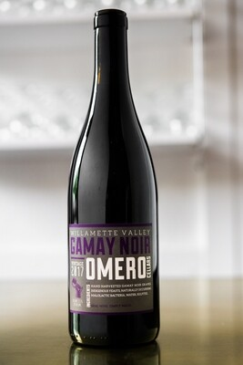 2017 Omero Gamay Noir