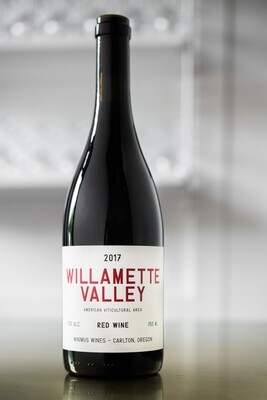 2017 Minimus Willamette Valley Pinot Noir