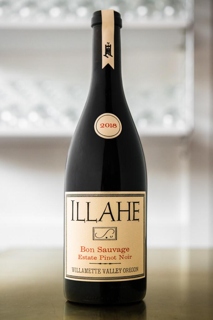 Illahe, Estate Bon Sauvage Pinot Noir (2018)