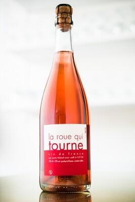 2018 Marie Thibault La Roue Qui Tourne Pet-Nat Rose