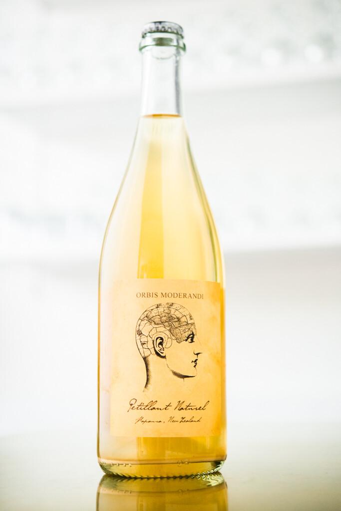 Orbis Moderandi Sauvignon Blanc Pet-Nat (2019)