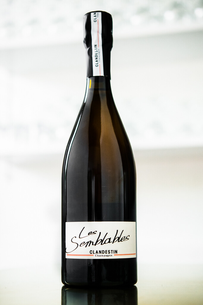NV Champagne Clandestin 'Les Semblables' Pinot Noir