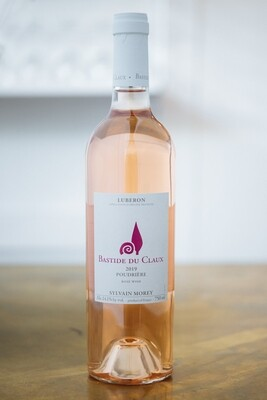 2019 Bastide du Claux Poudriere Luberon Rose