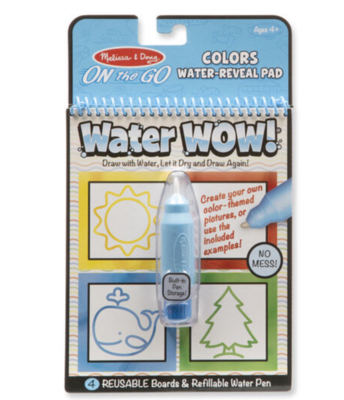 Water Wow - Colors and Shapes #9444