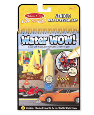Water Wow -Vehicles #5375