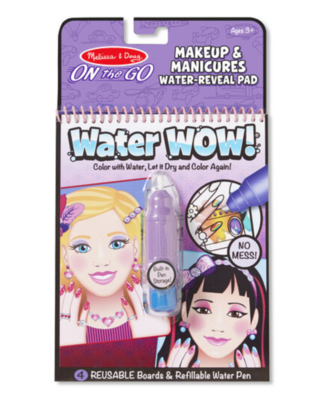 Water Wow - Makeup/Manicures