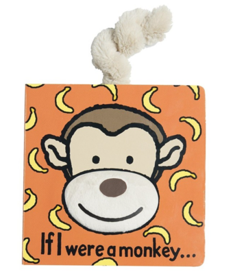 If I were a Monkey book #bb444m