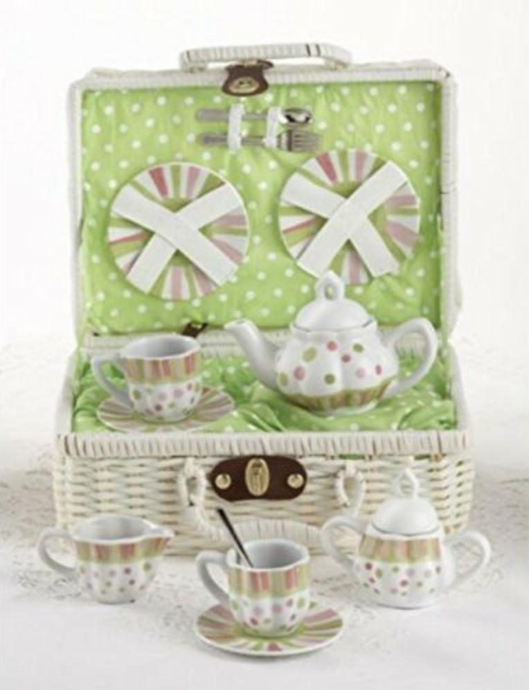 Sprinkles Large Tea Set