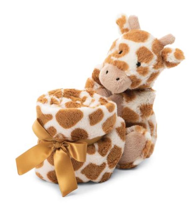 Bashful Giraffe Soother #SO4GN