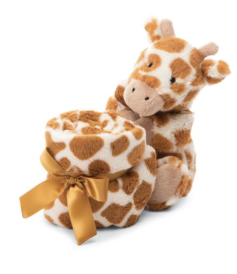 Bashful Giraffe Soother #SO4GN