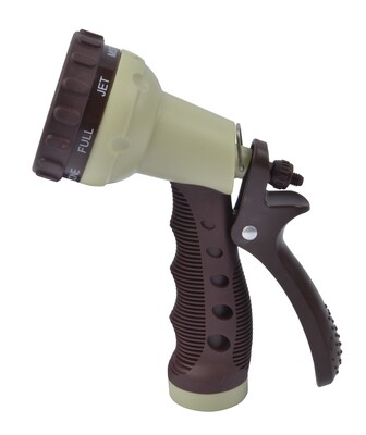 8-Pattern Rear Trigger Spray Gun