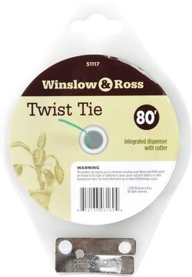Twist Tie in Dispenser