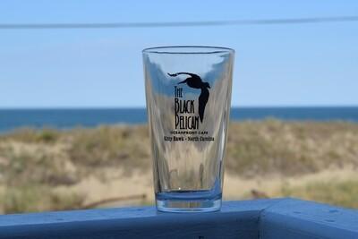 Black Pelican Mixer Glass