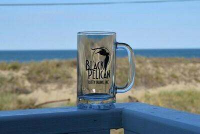Black Pelican Beer Mug