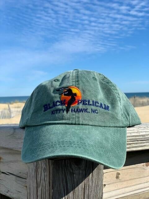 Black Pelican Hat