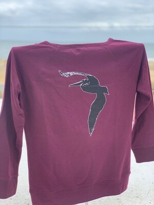 Black Pelican Crew Neck