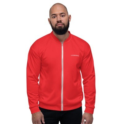 Stylo Matchmakers® Liverpool Retro Bomber Club Jacket