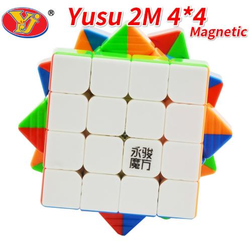 YongJun 4х4х4 YUSU V2 magnetic