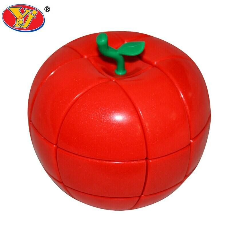 Головоломка YJ 3x3x3 Apple red/green