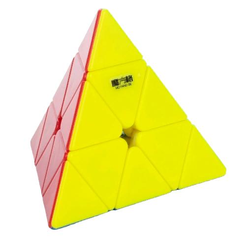 Головоломка MoFangGe QiMing Pyraminx 3x3x3 color