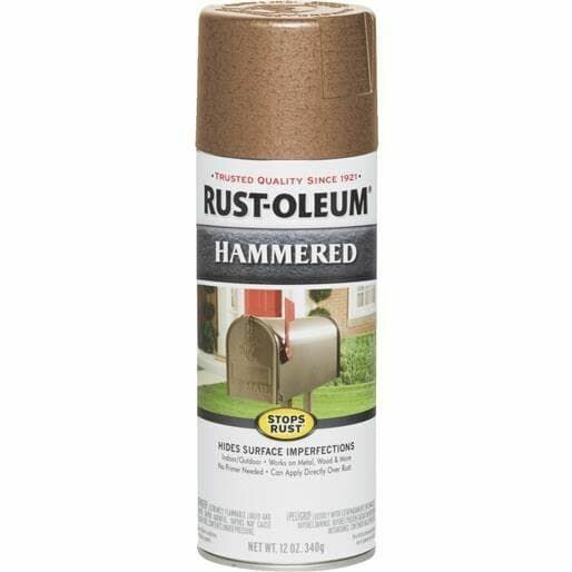 Stops Rust® Hammered