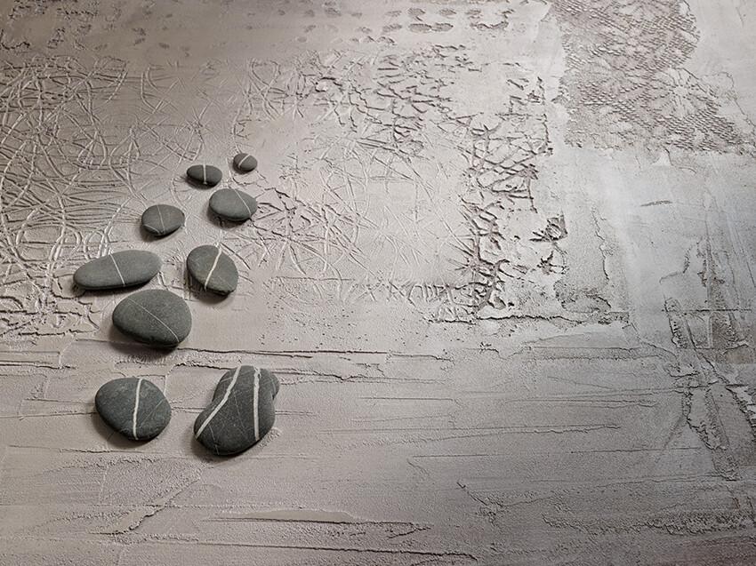 CalceCruda Bianco - дизайнерский материал