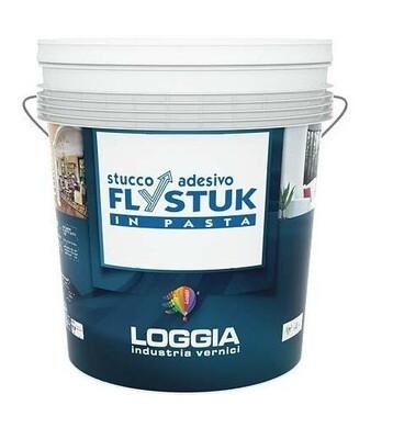 Универсальная интерьерная шпатлёвка Loggia FLYSTUK Stucco