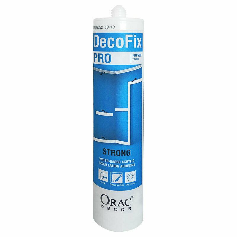 Монтажный клей FDP500 DECOFIX PRO Orac Decor