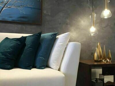 Luce (Люче) итальянское декоративное покрытие, эффект бархата