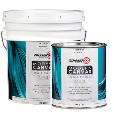 Дизайнерская краска для внутренних работ Modern Canvas
