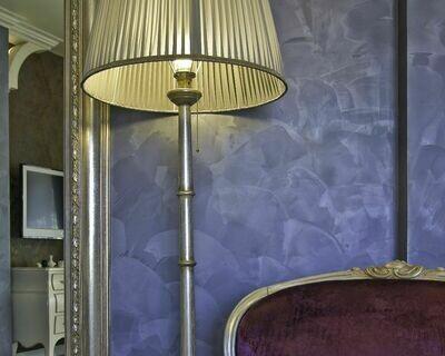 Мираж (Mirage)  декоративная краска шелк