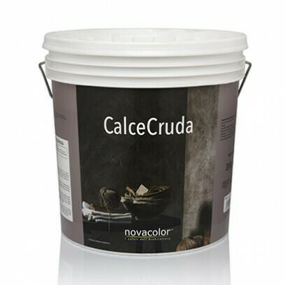 Штукатурка CalceCruda (Кальчекруда)
