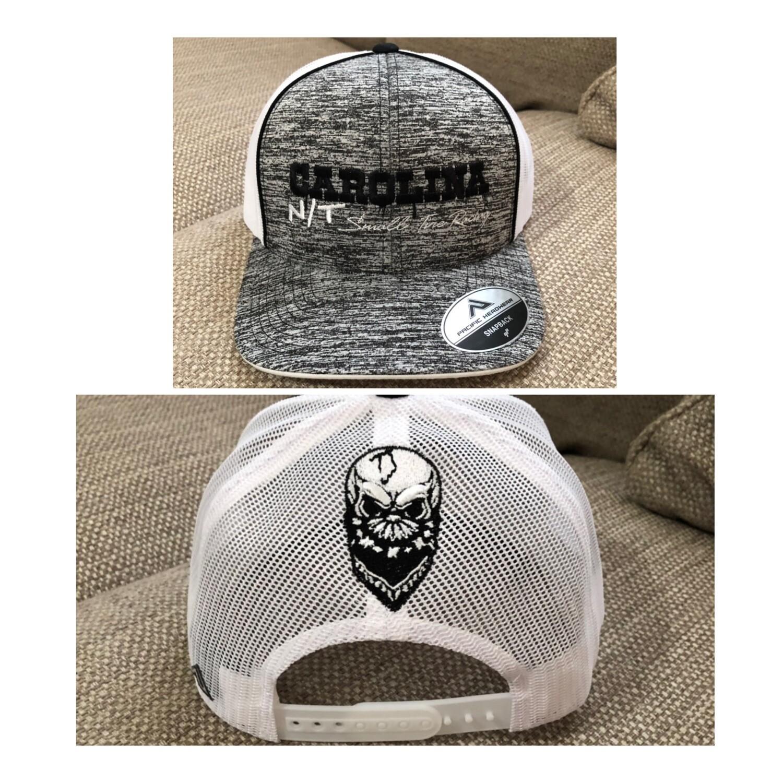 Grey/ White  TRUCKER HAT