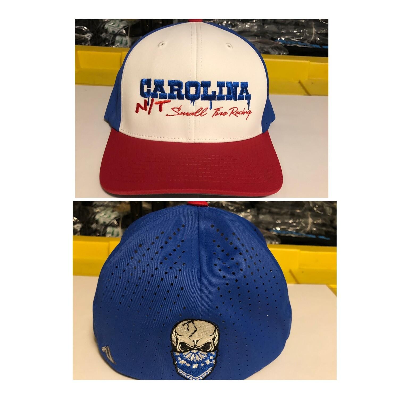 RED/WHITE/BLUE FLEX FIT HAT
