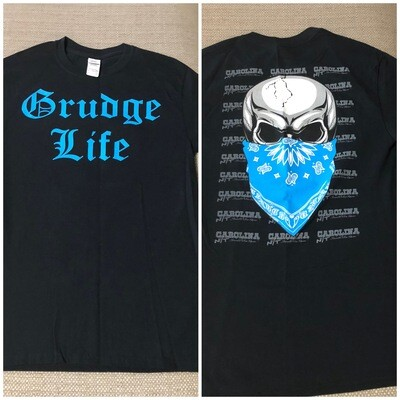 GRUDGE LIFE Black/Blue