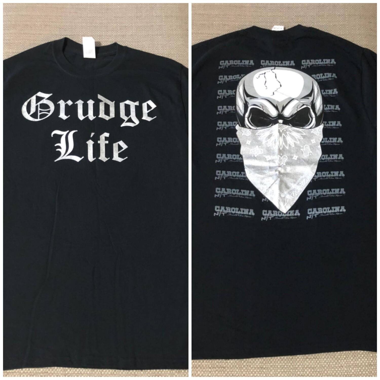 GRUDGE LIFE Silver/Black